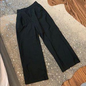 Muji pants XS